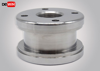 China High Precision Hydraulic Cylinder Piston CNC Machining Natural Color GB Standard supplier
