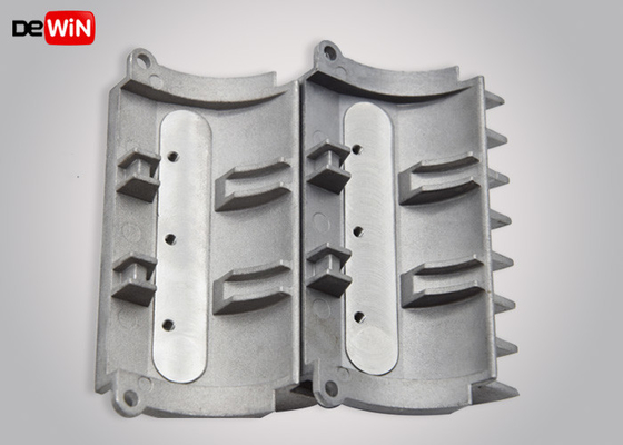 China Milling Finishing Pressure Die Casting Components For Auto Parts Various Size supplier