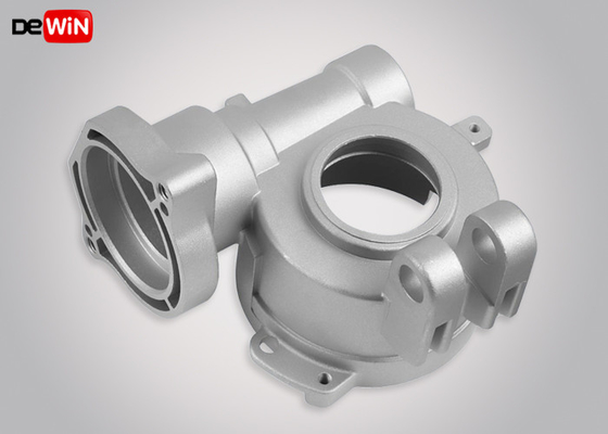 China Custom Made Auto Engine Oil Pump Housing With Aluminium Die Casting Technology distributor