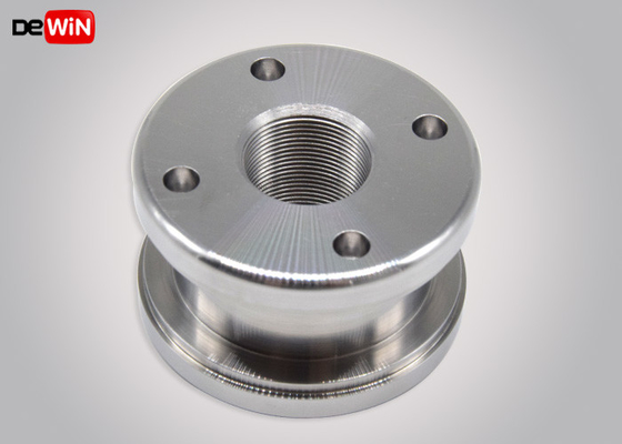 China Custom Made C45 Hydraulic Ram Components , Silver Micro Hydraulic Piston distributor