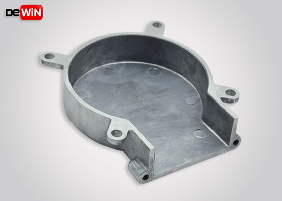 China Precision Metal Aluminium Water Pump Housing Hot Chamber Die Casting Parts distributor