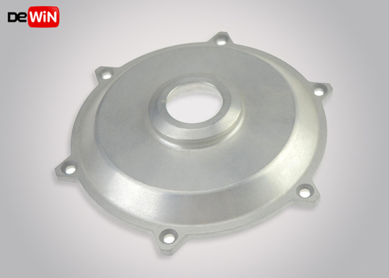 China Natural Color Customized High Pressure Aluminium Die Casting Starter Housing distributor