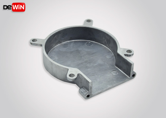 China Precision Machining Oil Pump Housing Aluminum Adc12 Gravity Die Casting Part distributor