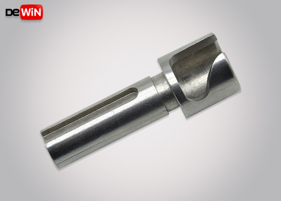 China Silver Custom Cnc Aluminum Parts / Precision Cnc Machined Parts With ROHS Standard distributor