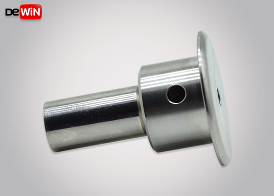 China Automobile Stainless Steel Cnc Machining Services High Precision Anodizing Surface distributor